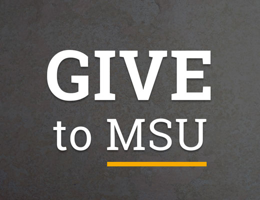 Give to MSU