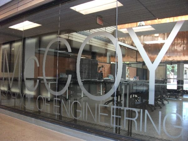 Petroleum Engineering Colleges >> Laboratories » Engineering »McCoy College of Science ...